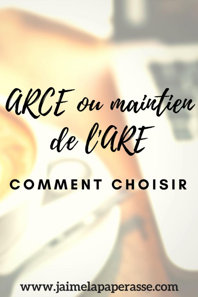 Comment choisir entre ARCE et maintien de l'ARE ? La question des aides à la création d'entreprise. #jaimelapaperasse #aides #creation #microentreprise #autoentrepreneur #entreprise #argent