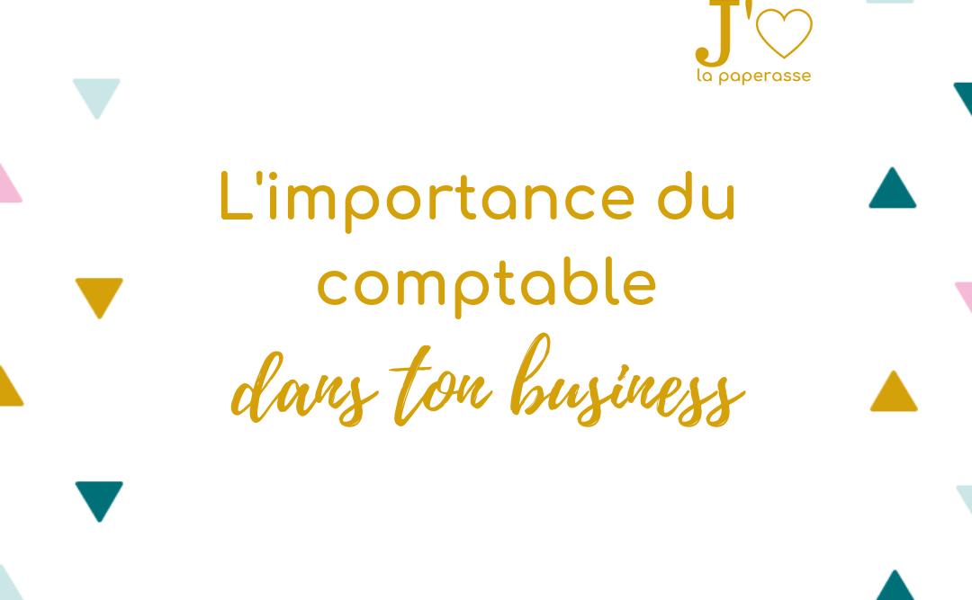 Ton comptable est-il ton meilleur ami ? Je t'explique pourquoi il pourrait le devenir un jour :) #jaimelapaperasse #comptabilite #creation #entreprise #microentreprise #autoentrepreneur #freelance #microentrepreneur #business #blog