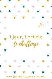Challenge 1 jour 1 article : l'occasion de donner des astuces, des infos, des conseils, des questions-réponses autour de l'entrepreneuriat #jaimelapaperasse #microentreprise #autoentrepreneur #freelance #entreprise #creation #blog