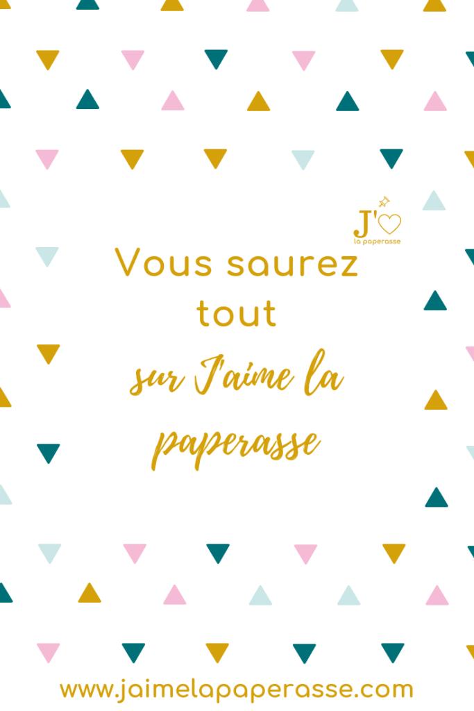Tout ce que vous voulez savoir sur J'aime la paperasse : qui je suis, mon parcours, mes objectifs, le pourquoi du comment... #jaimelapaperasse #entrepreneuriat #blogging